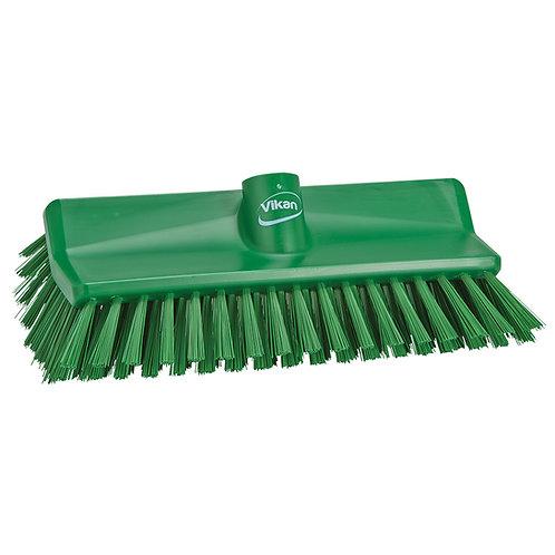 Vikan Green High-Low Brush