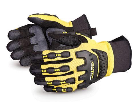 Clutch Gear® Anti-Impact Winter Mechanics Glove