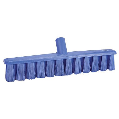 """Vikan 16"""" Purple UST Broom - Medium Bristled"""