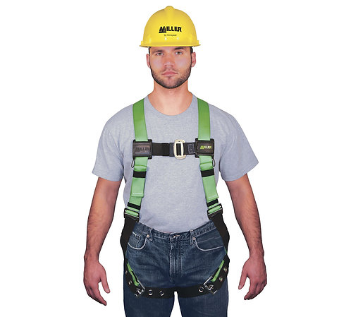 Miller HP™ (High Performance) Non-Stretch Harnesses