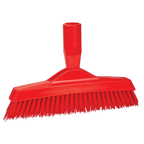 Vikan Red Grout Brush