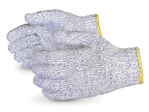 Sure Knit™ 7-gauge Speckled Heavyweight Nylon Knit