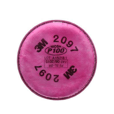 3M 2097 P100 Particulate Filter