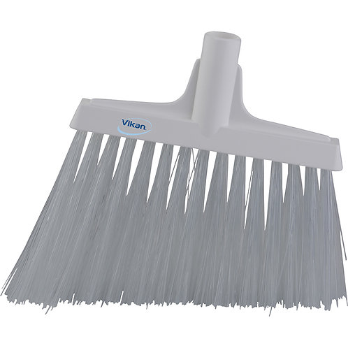 Vikan White Angle Cut Broom