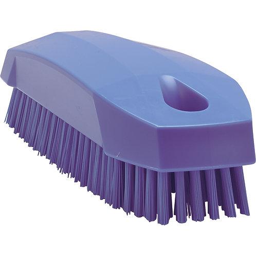 Vikan Purple Nailbrush