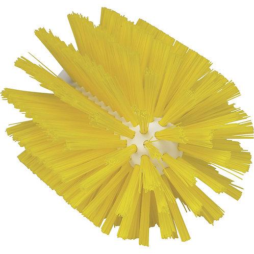 """Vikan Yellow Tube Brush - 4"""""""