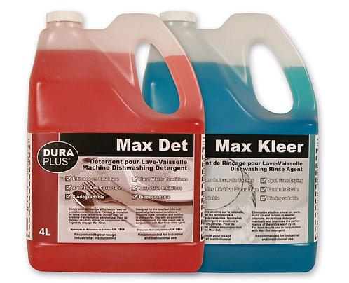 P2DP61910 Max Det –Machine Dish Washing Detergent 4L
