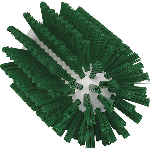 "Vikan Green Tube Brush - 3"""