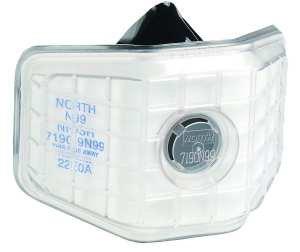 North 7190 Series Half Mask Respirator