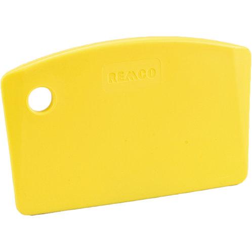 Remco Yellow Mini Bench Scraper