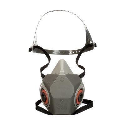 3M 6200DD Medium Half Facepiece Drop Down Reusable Respirator