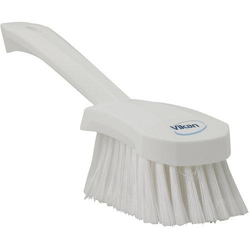 Vikan White Gong Brush - Soft