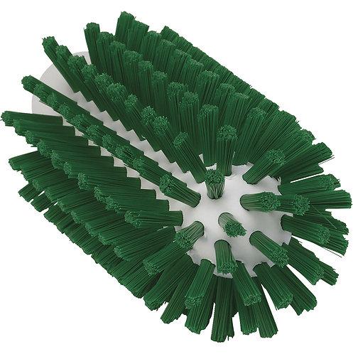 "Vikan Green Tube Brush - 2 1/2"""