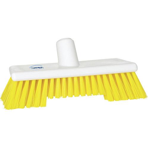 Vikan Yellow Narrow Flared Broom