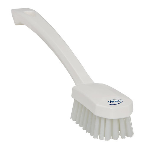 Vikan White Utility Brush