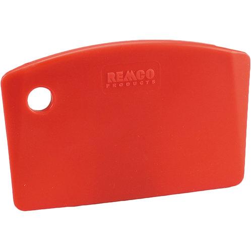 Remco Red Mini Bench Scraper