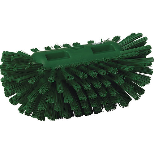 Vikan Green Polyester Tank Brush - Hard Bristled