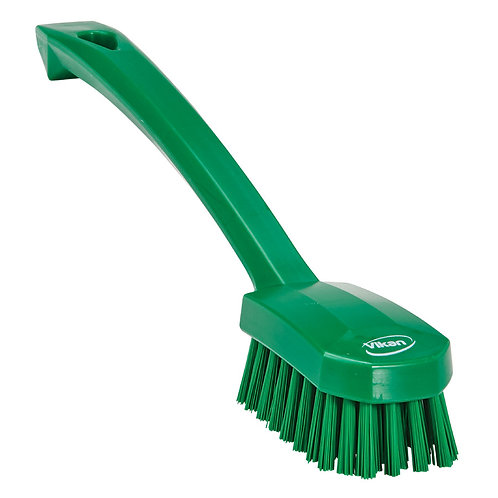 Vikan Green Utility Brush