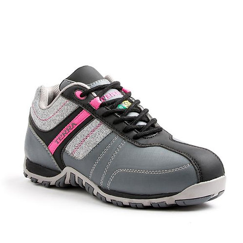Terra Footwear - Cora Athletic Safety Shoe