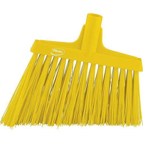 Vikan Yellow Angle Cut Broom