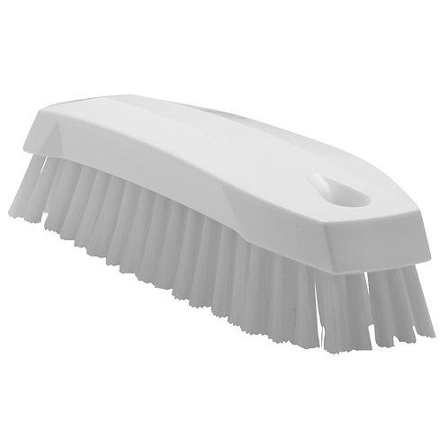Vikan White Hand Scrub Brush - Soft