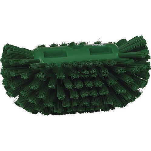 Vikan Green Polypropylene Tank Brush - Soft Bristled