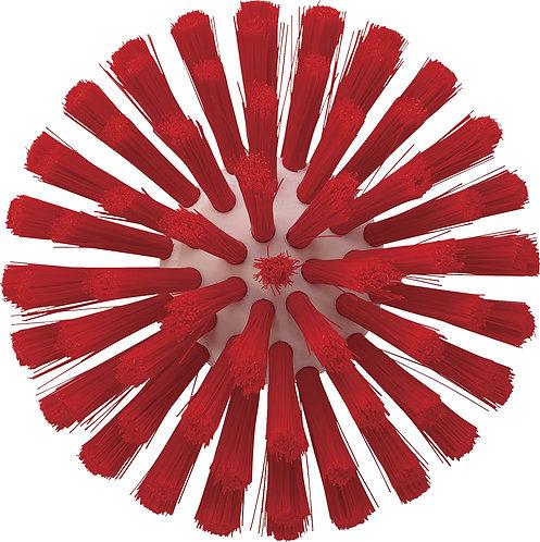Vikan Red Turks Head Brush - Soft