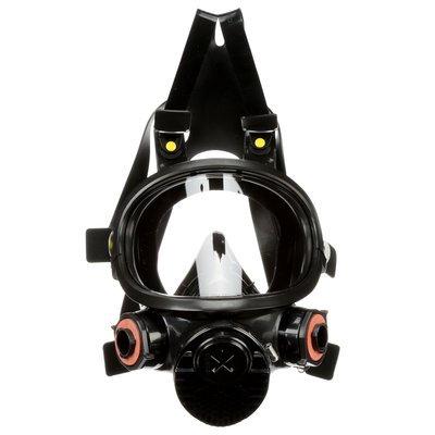 3M 7800S-M Medium Full Facepiece Reusable Respirator