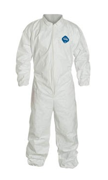 Dupont Tyvek Collared Coveralls