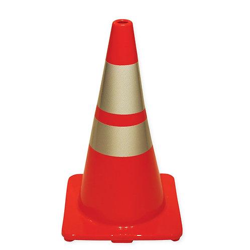 """28"""" BK Universal Extra Hi-Viz Traffic Cones"""