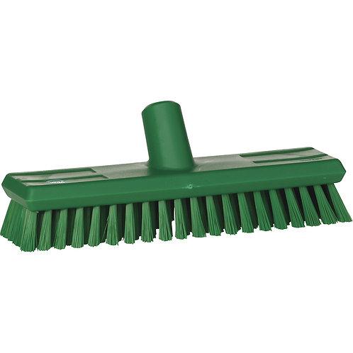 Vikan Green Wall Wash Brush - Soft Bristled