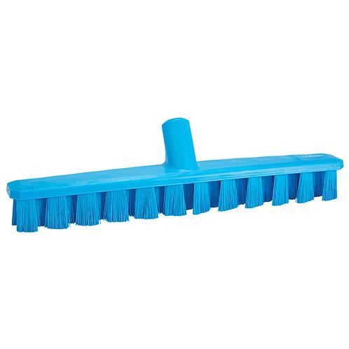 """Vikan 16"""" Blue UST Deck Scrub"""