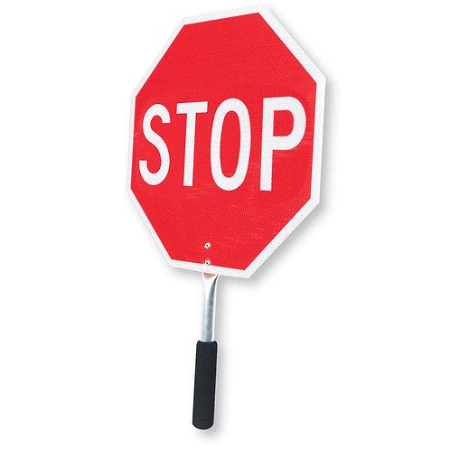 Diamond Grade Aluminum Stop / Slow Sign