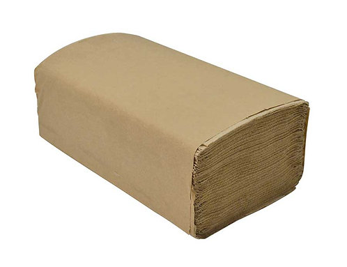 Brown Multi Fold Hand Towels