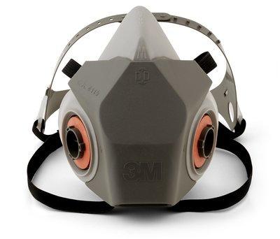 3M 6100DD Small Half Facepiece Drop Down Reusable Respirator