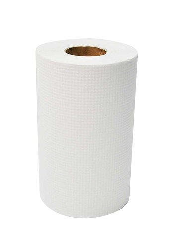 White Hand Paper Roll
