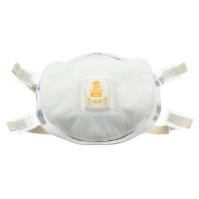 3M 8233 N100 Disposable Particulate Respirator