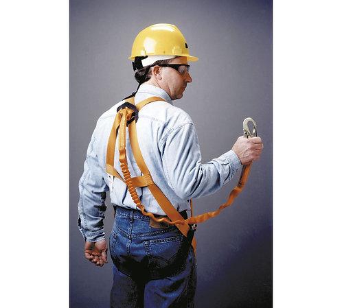 Miller Titan™ Harness/Lanyard Combos