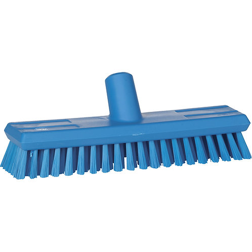 Vikan Blue Wall Wash Brush - Soft Bristled