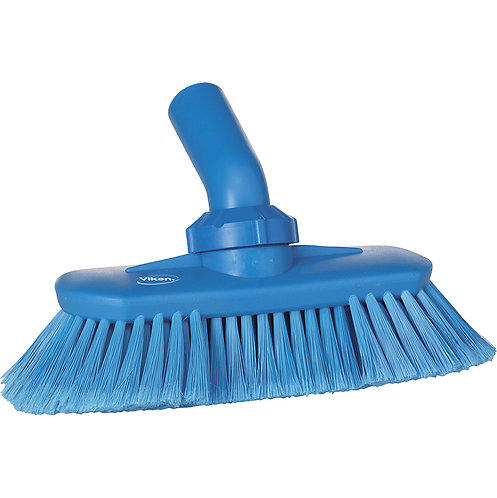 Vikan Blue Angle Adjustable Brush