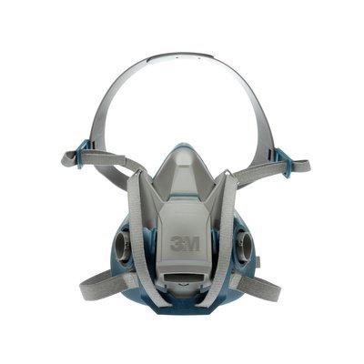 3M 6503QL Large Quick Latch Rugged Comfort Half Facepiece Reusable Respirator