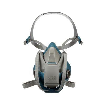 3M 6502QL Medium Quick Latch Rugged Comfort Half Facepiece Reusable Respirator