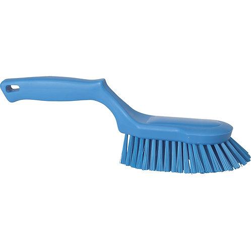 Vikan Blue Ergonomic Hand Brush