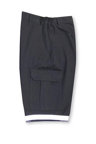 Polyester/Cotton Cargo Shorts