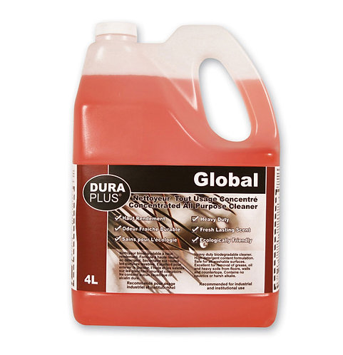 P2DP60950 DURA PLUS Concentrated all-purpose Cleaner 4L