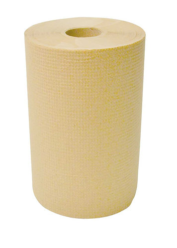 Brown Hand Paper Roll