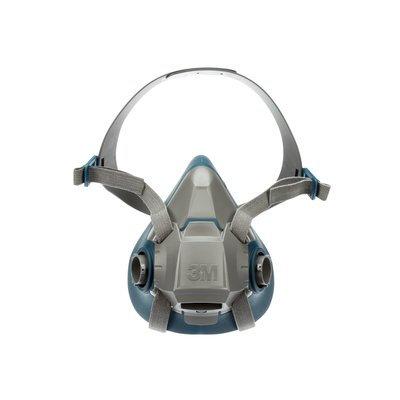 3M 6503 Large Rugged Comfort Half Facepiece Reusable Respirator