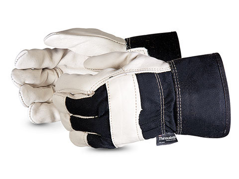 Endura® Fully Thinsulate™-Lined Cowgrain Gloves
