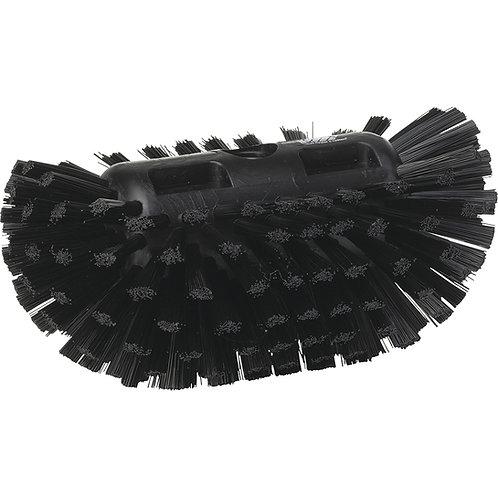 Vikan Black Polyester Tank Brush - Hard Bristled
