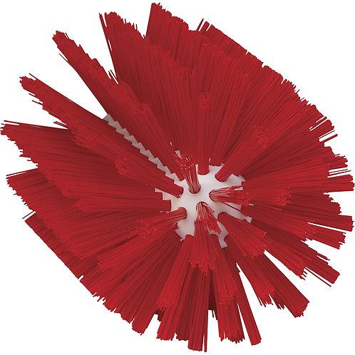 "Vikan Red Tube Brush - 4"""